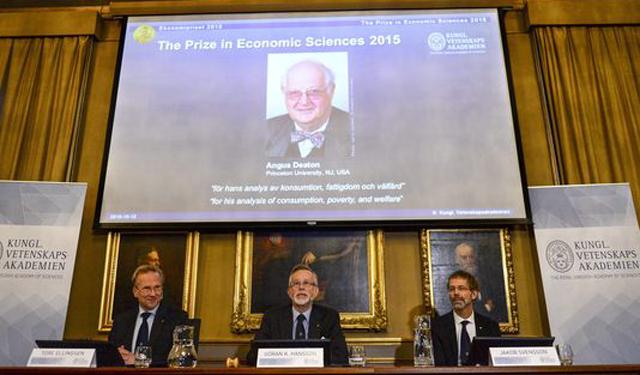 1980年诺贝尔经济学奖_...90-1999年诺贝尔经济学奖得主-图解 历届诺贝尔经济学奖得主