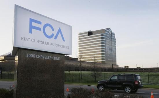 菲亚特克莱斯勒遭美国司法部调查,涉嫌贿赂经销商虚报销量高清图片
