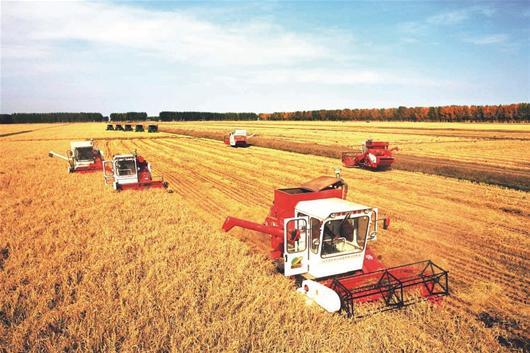 有效地优化了农机装备结构
